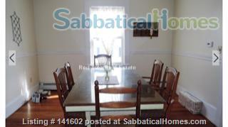 3 Bedroom plus office  Home Rental in Boston, Massachusetts, United States 4