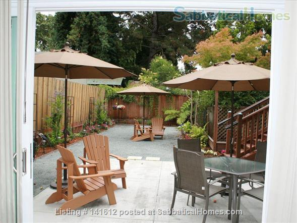 Heart of Elmwood Studio ~  Location is Everything! All Inclusive Turn-key solution for visiting professionals! Home Rental in Berkeley, California, United States 6