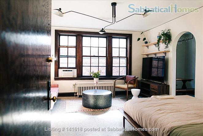 Fully Furnished Historic Downtown Apartments   Home Rental in Madison, Wisconsin, United States 1