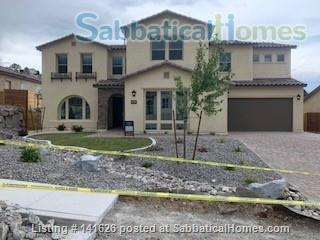 Lovely Suite in Beautiful Home in Whispering Canyon Gated Community Home Rental in Reno, Nevada, United States 1