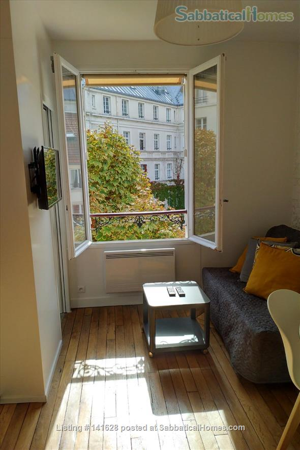 Jardin des Plantes 5ème - sunny studio Home Rental in Paris 0