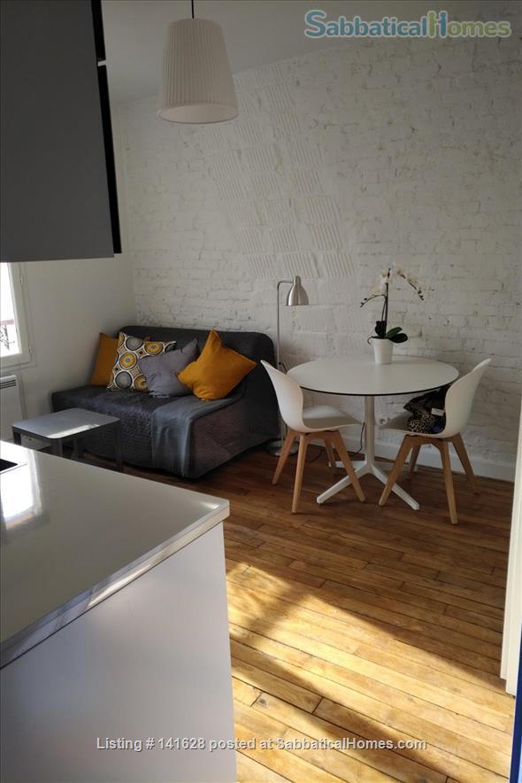 Jardin des Plantes 5ème - sunny studio Home Rental in Paris, Île-de-France, France 2