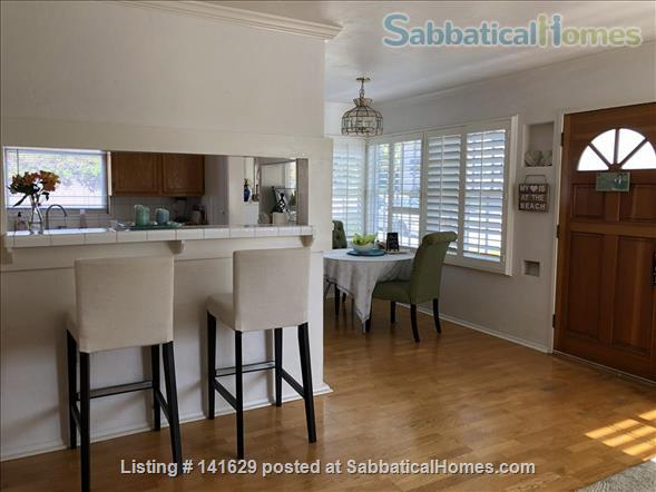 Charming Beach Cottage in La Jolla  Home Rental in San Diego, California, United States 9