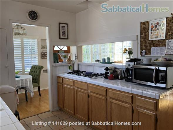 Charming Beach Cottage in La Jolla  Home Rental in San Diego, California, United States 4