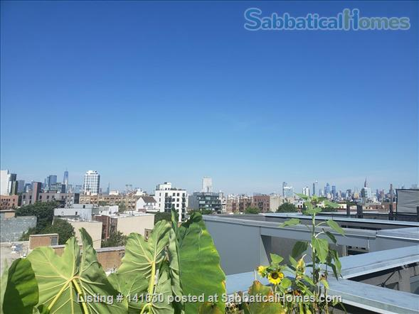 Modern, sun filled  studio plus loft in the heart of Williamsburg w/ Gym, Roof Deck, Balcony Home Rental in Southside, New York, United States 4