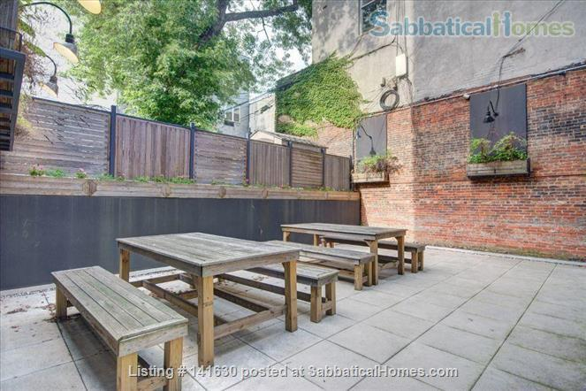 Modern, sun filled  studio plus loft in the heart of Williamsburg w/ Gym, Roof Deck, Balcony Home Rental in Southside, New York, United States 8