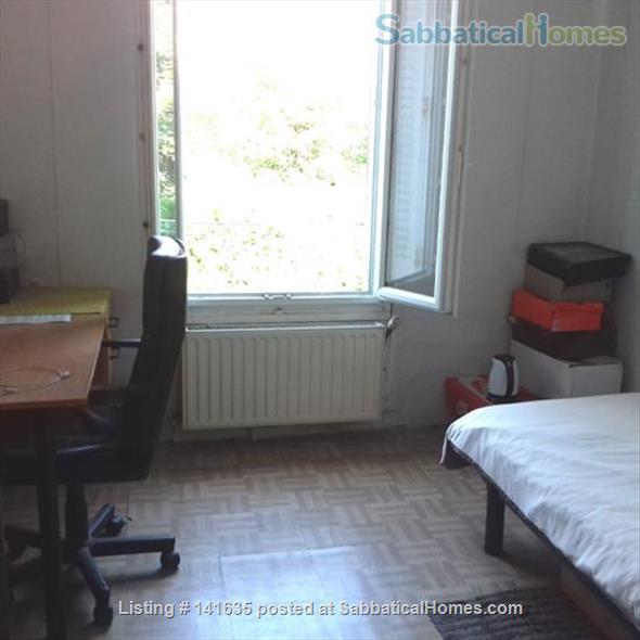 quiet room in a loft close to university of Paris 13 Bobigny & Cité des Sciences  Home Rental in Aubervilliers, IDF, France 1