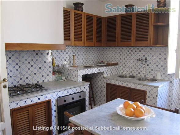 Bright old fashioned apartment, located in the historical center of Florence Home Rental in Florence, Toscana, Italy 0