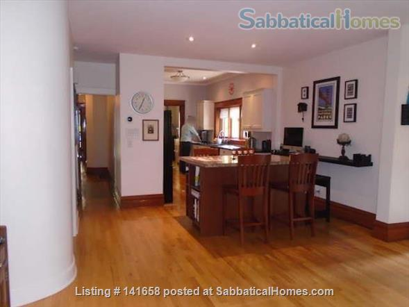 Charming 2BR home in The Glebe Home Rental in Ottawa, Ontario, Canada 2