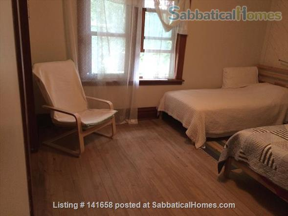 Charming 2BR home in The Glebe Home Rental in Ottawa, Ontario, Canada 3