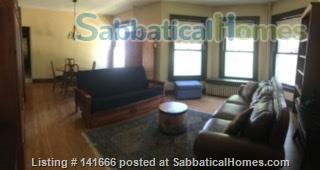 Sunny, Historic 3 Bedroom on Park Home Rental in Madison, Wisconsin, United States 0