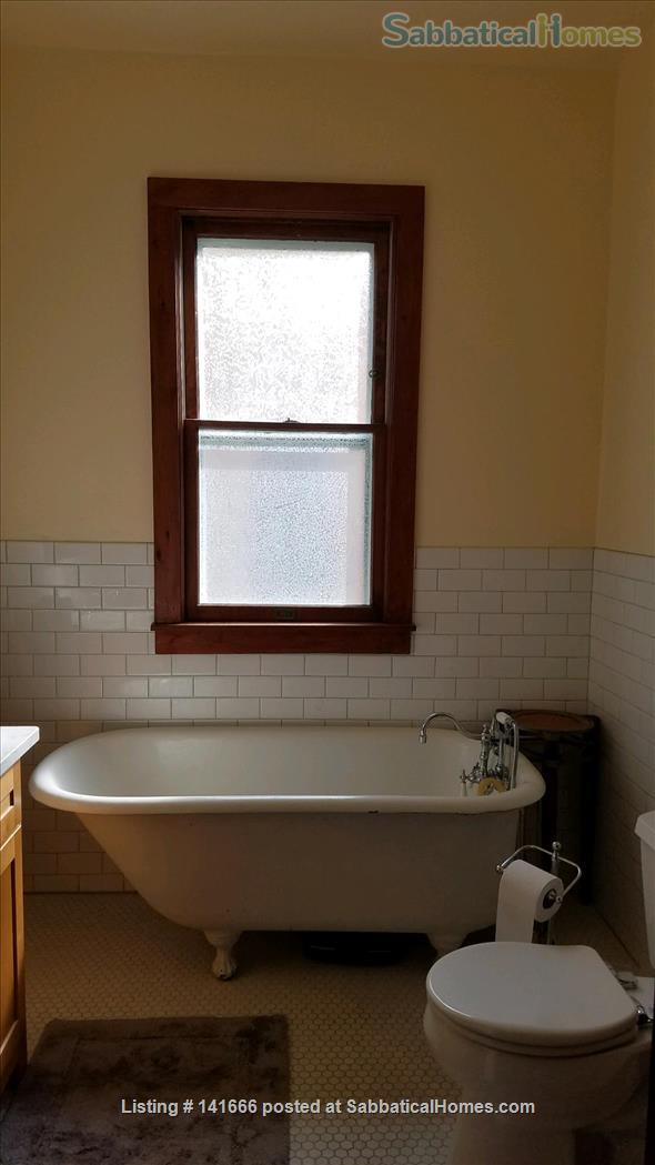 Sunny, Historic 3 Bedroom on Park Home Rental in Madison, Wisconsin, United States 3