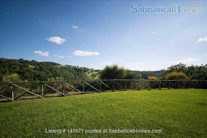 Your home with a view in Tuscany Home Rental in Scansano, Tuscany, Italy 2