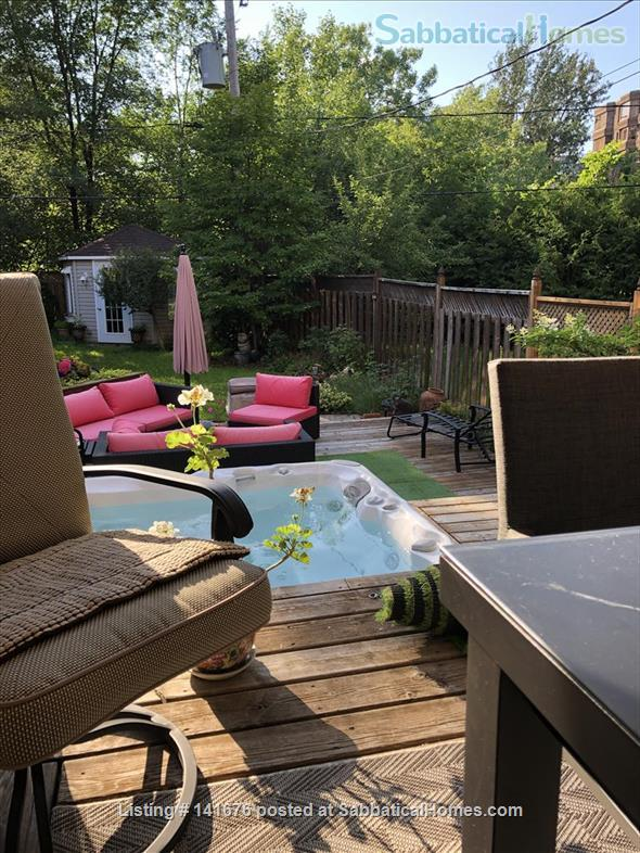 Room in Townhouse for Rent Home Rental in Montreal, Quebec, Canada 3