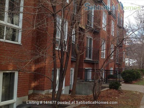 Share a nice quiet apartment 30 minutes from University - all equipped Home Rental in Montreal, Quebec, Canada 1