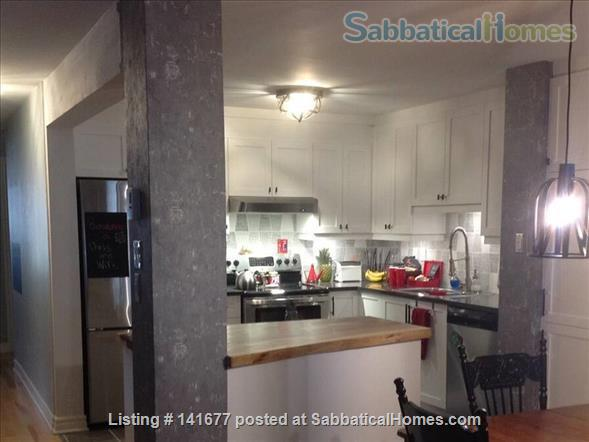Share a nice quiet apartment 30 minutes from University - all equipped Home Rental in Montreal, Quebec, Canada 0