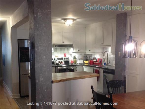 Share a nice quiet apartment 30 minutes from University - all equipped Home Rental in Montreal, Quebec, Canada 5