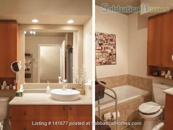 Share a nice quiet apartment 30 minutes from University - all equipped Home Rental in Montreal, Quebec, Canada 6