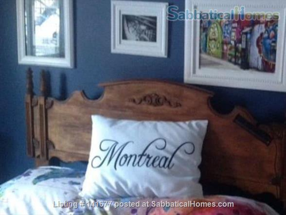 Share a nice quiet apartment 30 minutes from University - all equipped Home Rental in Montreal, Quebec, Canada 7
