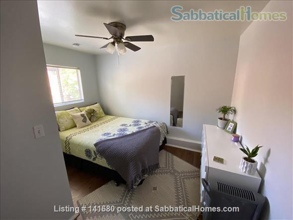 Adorable Orange County fully furnished guest house in perfect location Home Rental in Fullerton, California, United States 7