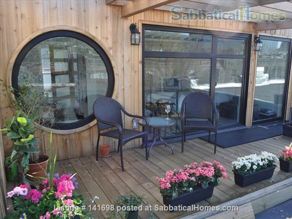 Luminous Loft Home Rental in Montreal, Quebec, Canada 1