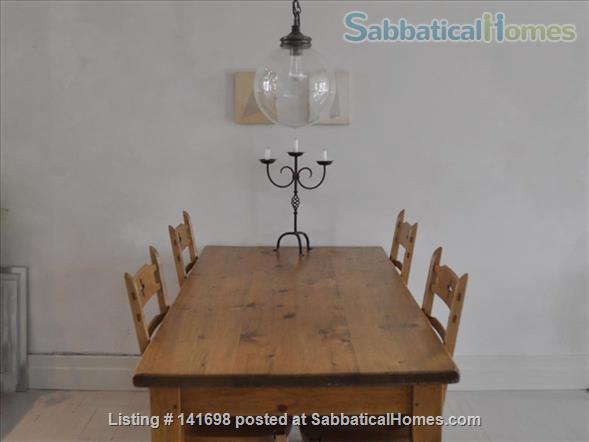 Luminous Loft Home Rental in Montreal, Quebec, Canada 5
