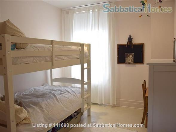 Luminous Loft Home Rental in Montreal, Quebec, Canada 7