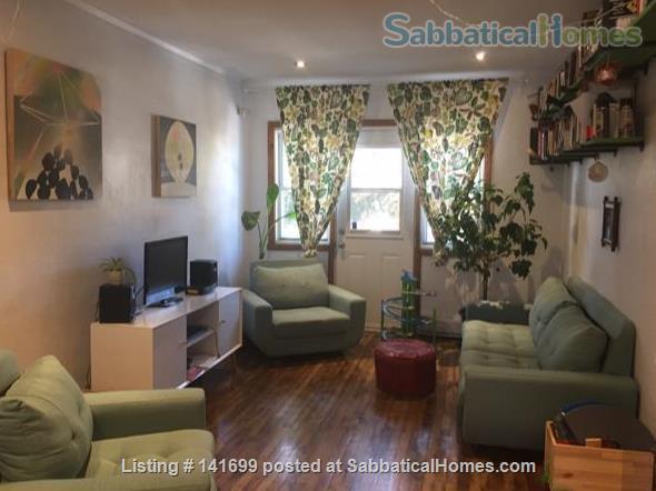 beautiful 3 bedroom apartment in Montreal, Villeray Home Rental in Montreal, Quebec, Canada 1