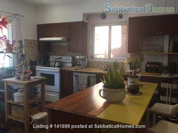 beautiful 3 bedroom apartment in Montreal, Villeray Home Rental in Montreal, Quebec, Canada 0