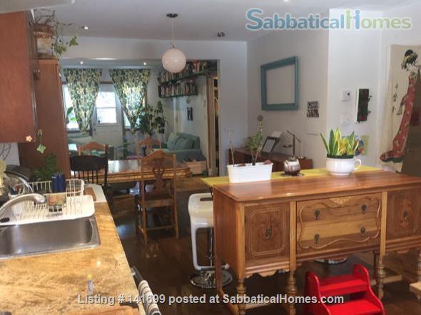 beautiful 3 bedroom apartment in Montreal, Villeray Home Rental in Montreal, Quebec, Canada 2