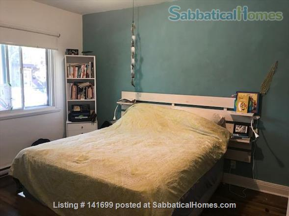 beautiful 3 bedroom apartment in Montreal, Villeray Home Rental in Montreal, Quebec, Canada 3