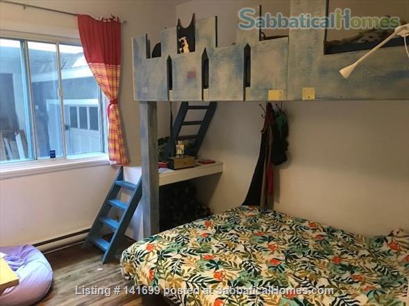 beautiful 3 bedroom apartment in Montreal, Villeray Home Rental in Montreal, Quebec, Canada 5