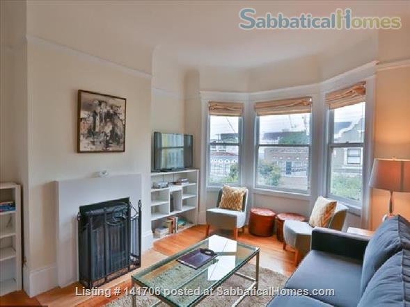 Gorgeous 2 Bedroom in Noe Valley Home Rental in San Francisco, California, United States 1