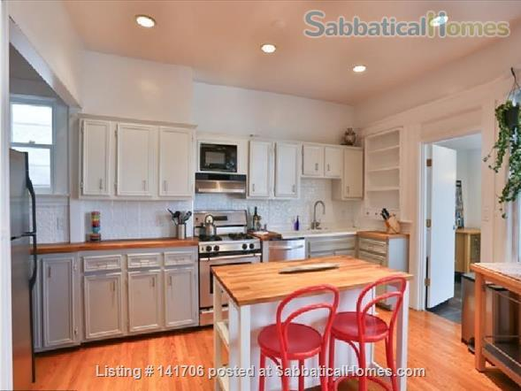 Gorgeous 2 Bedroom in Noe Valley Home Rental in San Francisco, California, United States 2