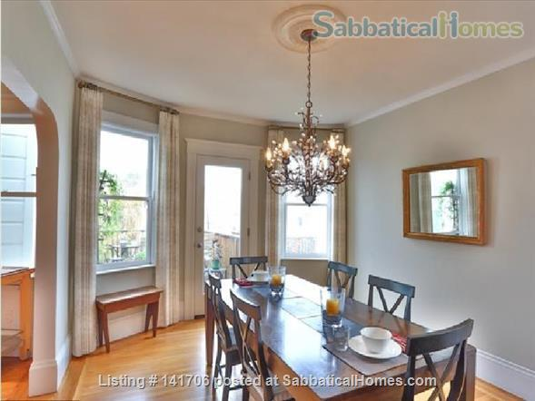 Gorgeous 2 Bedroom in Noe Valley Home Rental in San Francisco, California, United States 3