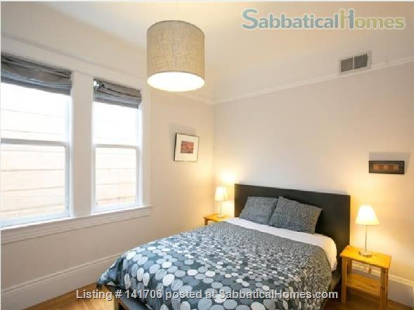 Gorgeous 2 Bedroom in Noe Valley Home Rental in San Francisco, California, United States 5