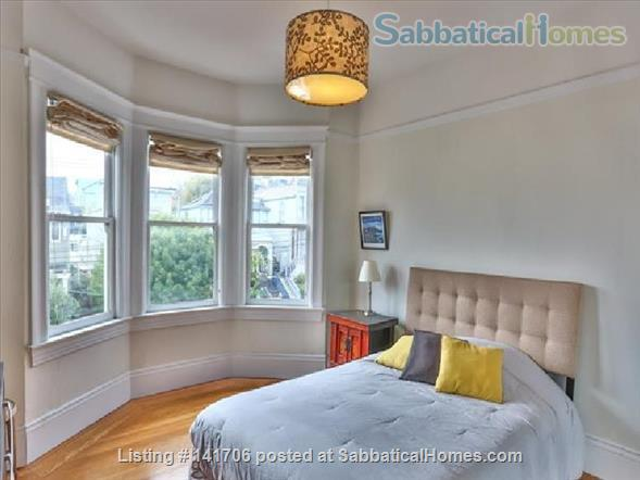 Gorgeous 2 Bedroom in Noe Valley Home Rental in San Francisco, California, United States 6