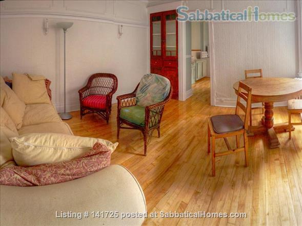 Share Quiet Sunny Apartment in Great Neighborhood Home Rental in Montreal, Quebec, Canada 0