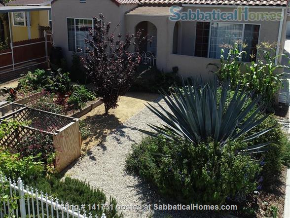 Spanish Style Urban Oasis Home Rental in Los Angeles, California, United States 1