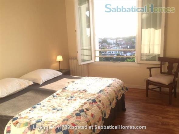 Write that dissertation or book in the calm part of our lively, historic Basque town, with diversions Home Rental in Bayonne, Nouvelle-Aquitaine, France 0