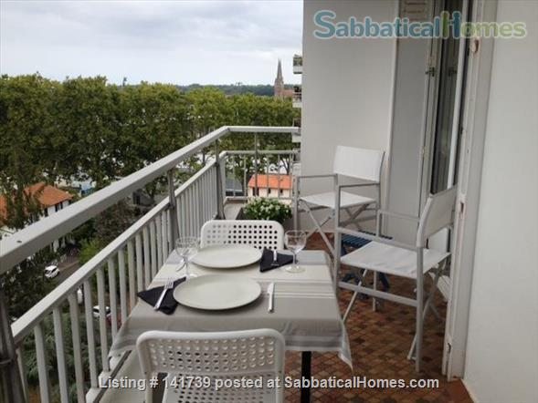 Write that dissertation or book in the calm part of our lively, historic Basque town, with diversions Home Rental in Bayonne, Nouvelle-Aquitaine, France 3