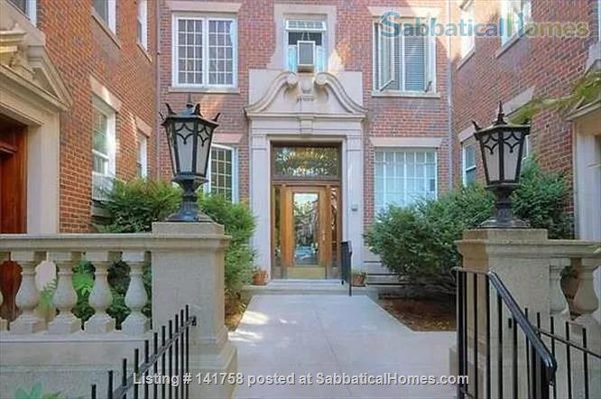 1 Bedroom Condo near Harvard and MIT Home Rental in Cambridge, Massachusetts, United States 1