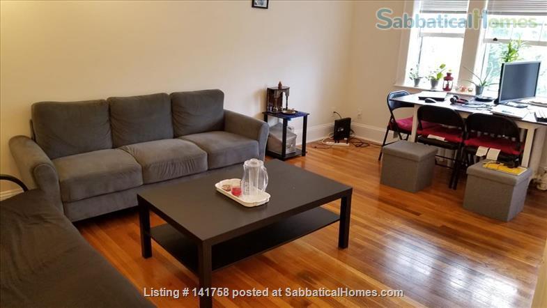 1 Bedroom Condo near Harvard and MIT Home Rental in Cambridge, Massachusetts, United States 6