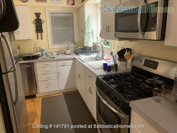 Room with Separate Full Bath to Rent to Woman Home Rental in Cambridge, Massachusetts, United States 8