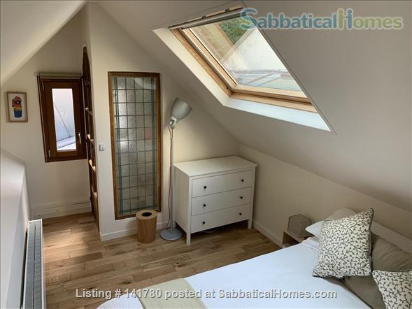 Central and Spacious Paris House Home Rental in Paris, IDF, France 9