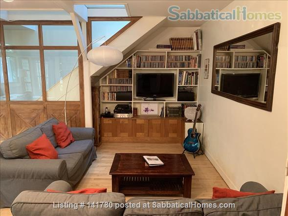 Central and Spacious Paris House Home Rental in Paris, IDF, France 2