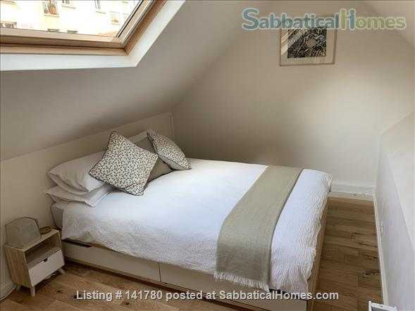 Central and Spacious Paris House Home Rental in Paris, IDF, France 8