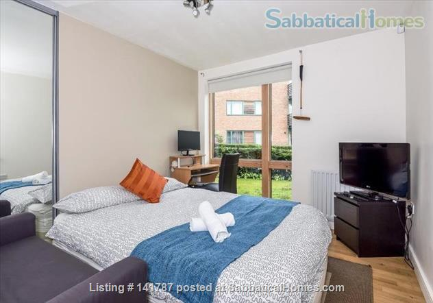 Modern two-bedroom flat in North Oxford Home Rental in Oxford, England, United Kingdom 0