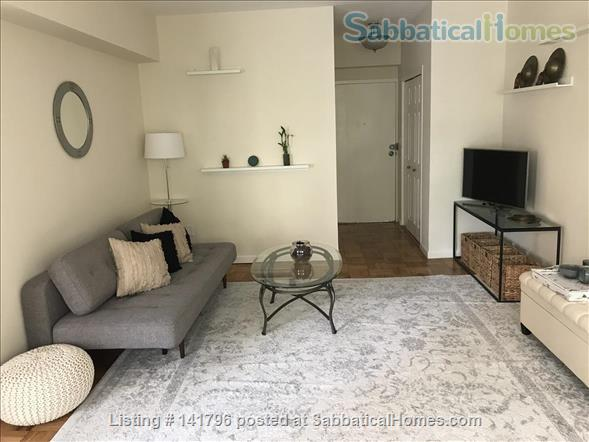 Luxury studio in Dupont Circle Home Rental in Washington, District of Columbia, United States 1