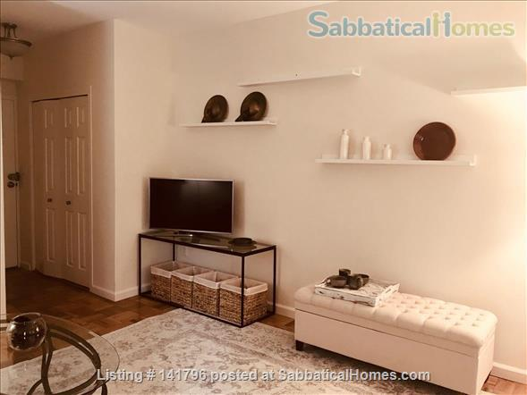 Luxury studio in Dupont Circle Home Rental in Washington, District of Columbia, United States 2